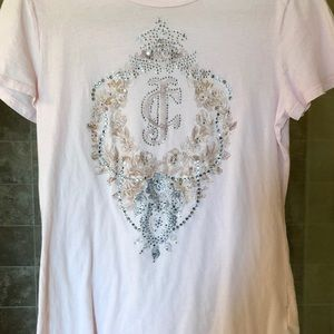 JUICY COUTURE T-Shirt Sz. MEDIUM